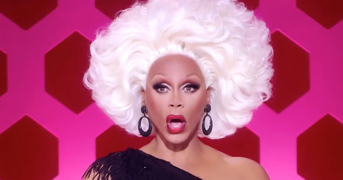 'RuPaul's Drag Race All Stars' moves back to VH1 from Showtime, reveals cast