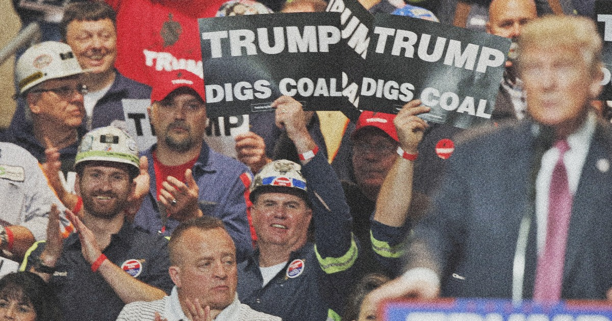 American capitalism is failing Trump's base as white working-class 'deaths of despair' rise