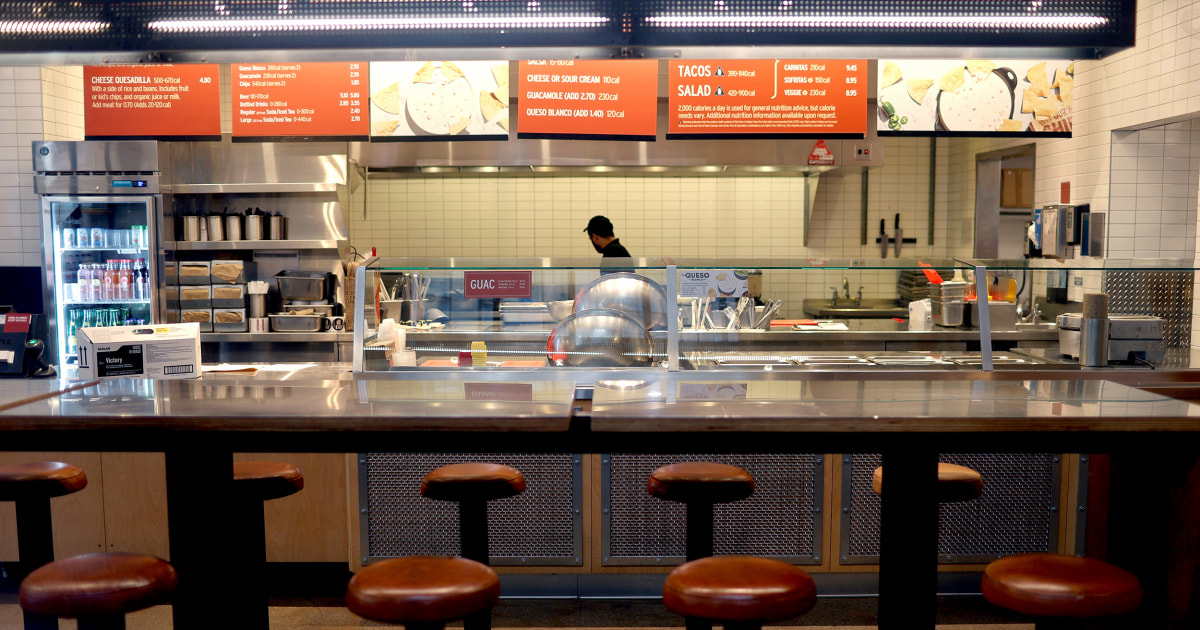 Chipotle agrees to pay $25 million penalty for 2015-18 norovirus outbreaks
