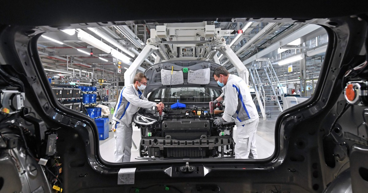 Automakers adjust to 'new normal' as they prepare to reopen plants