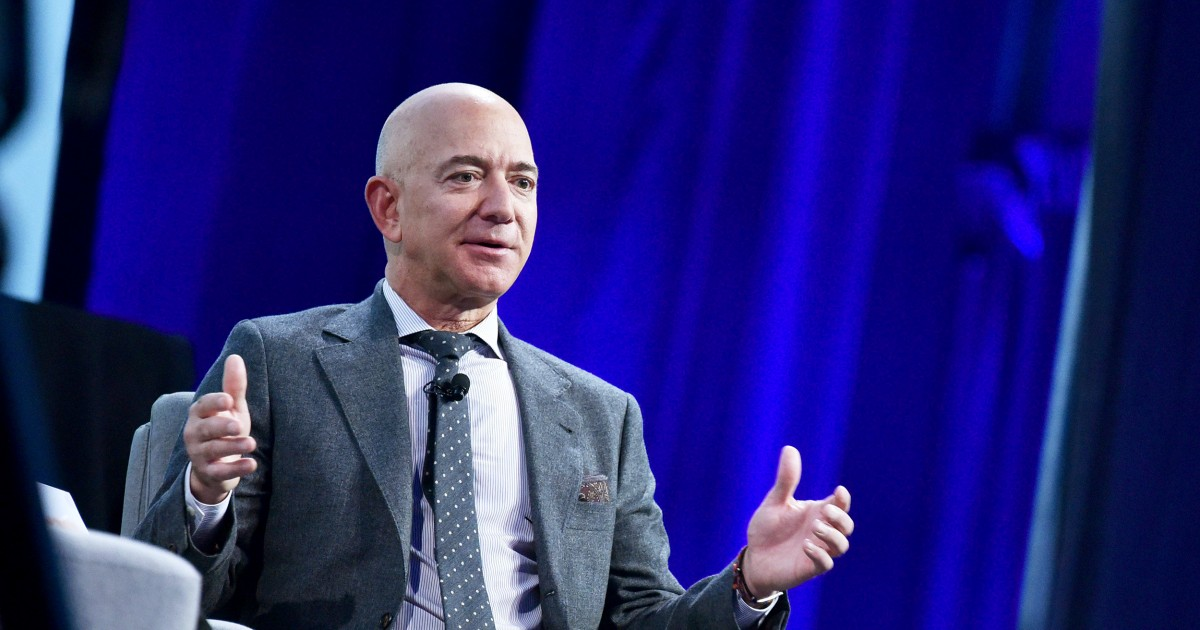 Amazon's Jeff Bezos called to testify before House antitrust panel