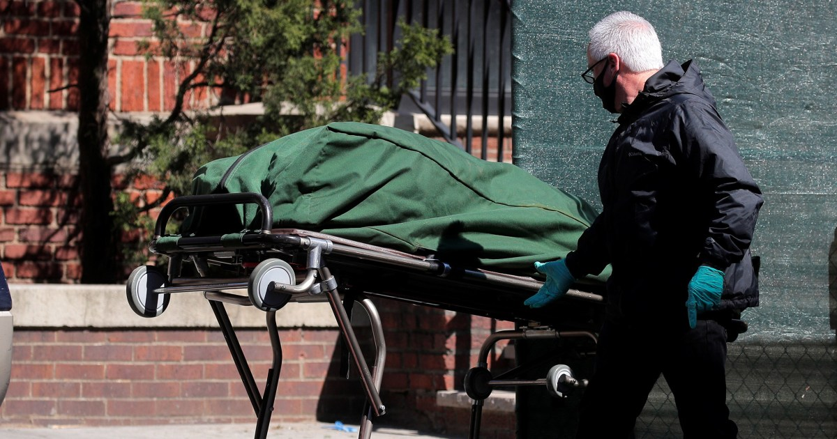 Coronavirus Death Toll Surpasses U S Casualties From Vietnam War In Just Two Months