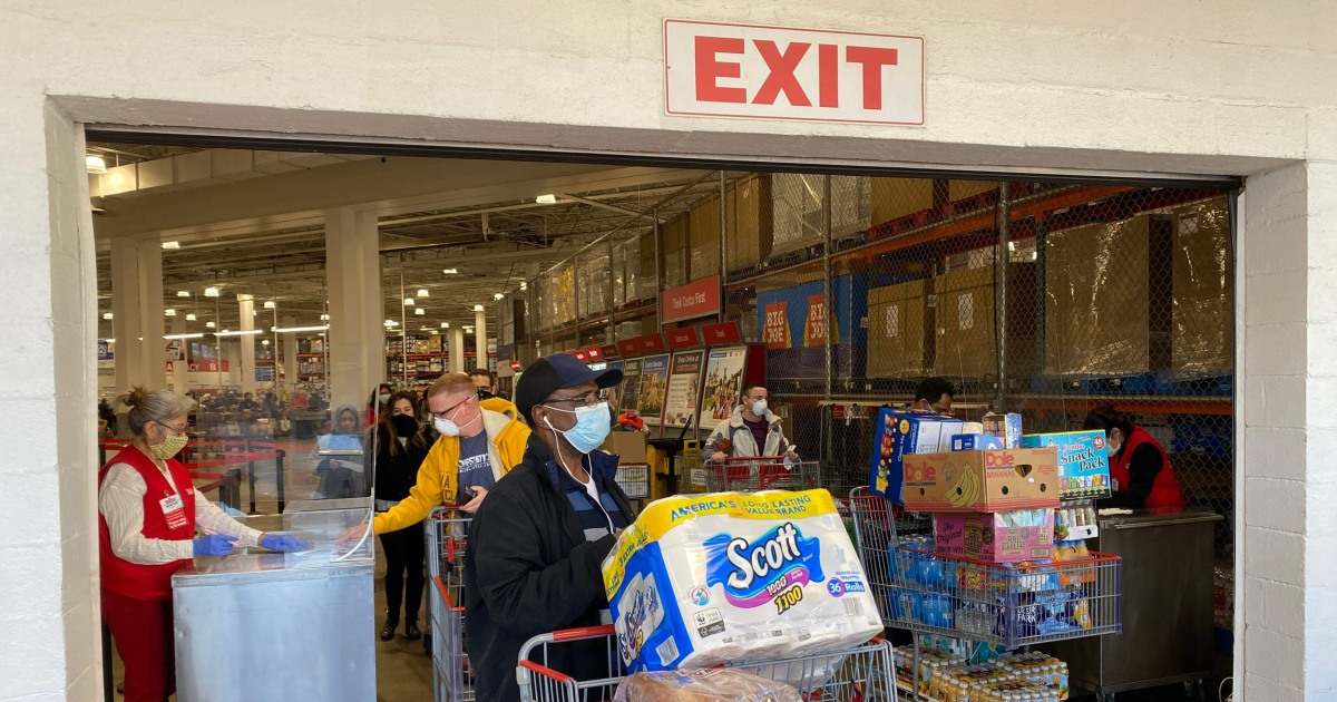 Costco to require face coverings for shoppers