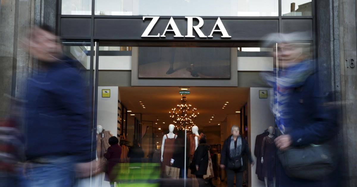 Zara reaches settlement with transgender shopper over alleged discrimination