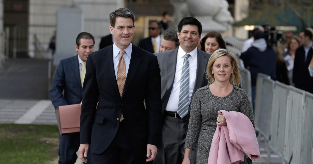 Supreme Court tosses out convictions in Bridgegate case