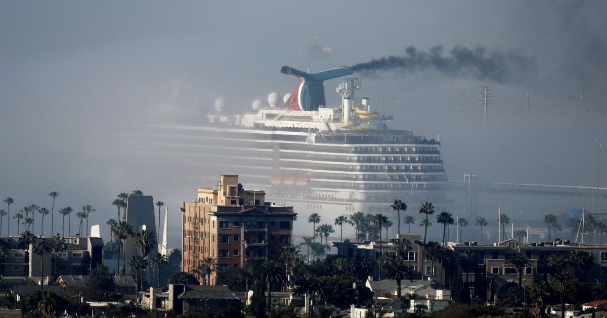 Cruises in U.S. waters halted until at least November, CDC says