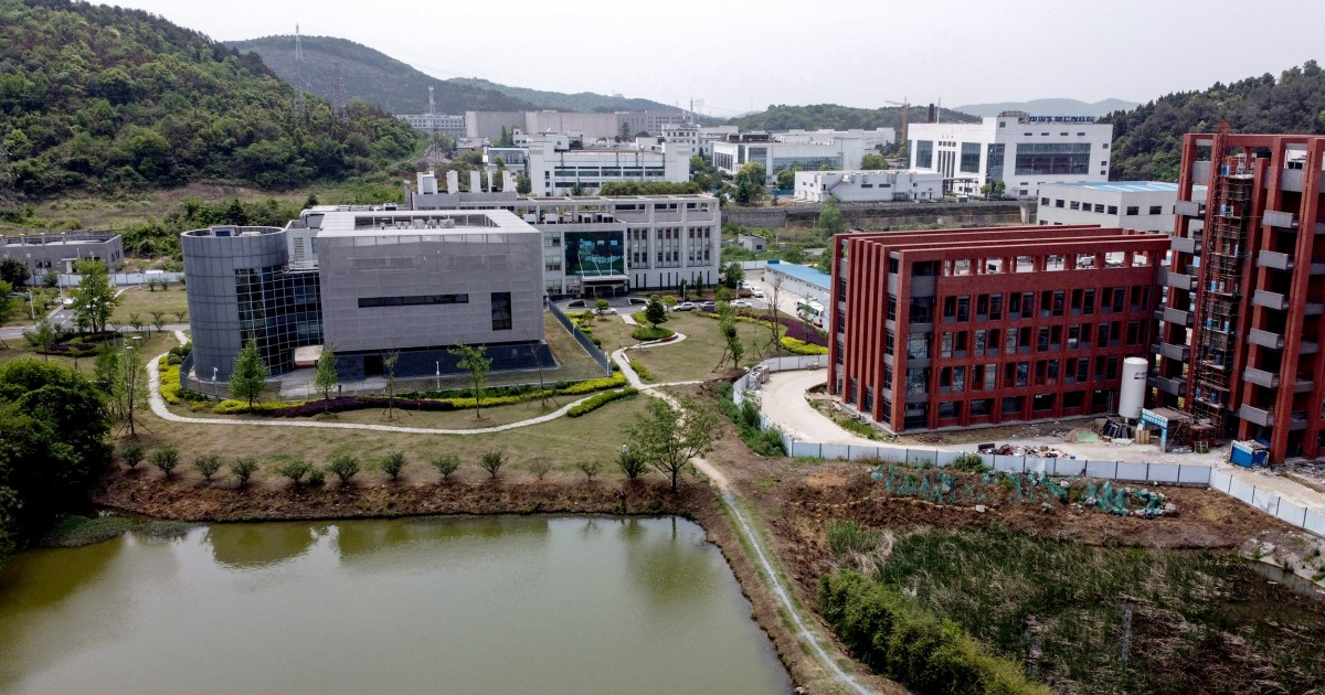 Report says cell data suggests October shutdown at Wuhan lab, experts skeptical