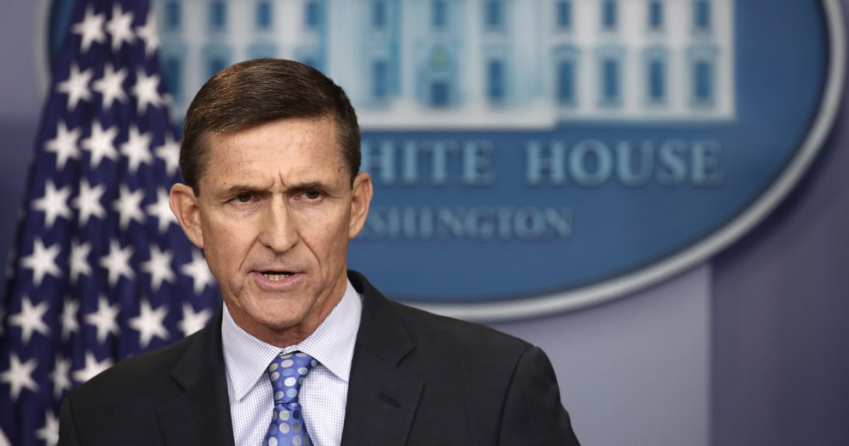 Declassified Flynn docs do little to help the White House's cause