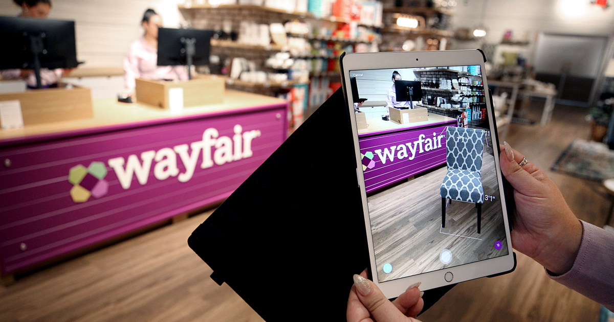 Why Wayfair is thriving amid the pandemic