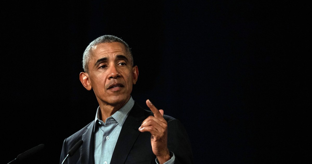 'This shouldn't be 'normal': Obama reacts to George Floyd's death