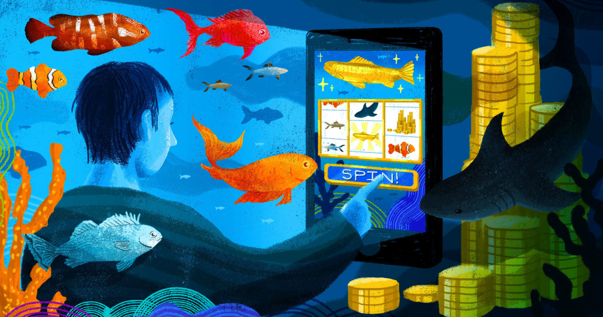 Addicted to losing: How casino-like apps have drained people of millions