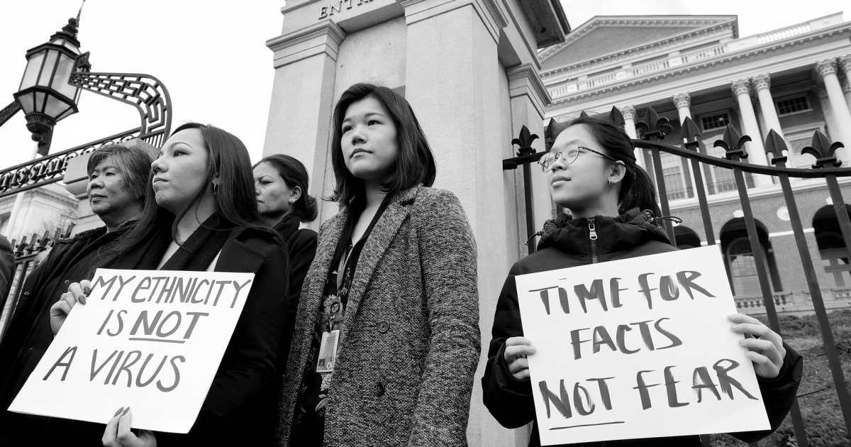 Opinion | Trump's scapegoating of Asian Americans is an affront to all Americans