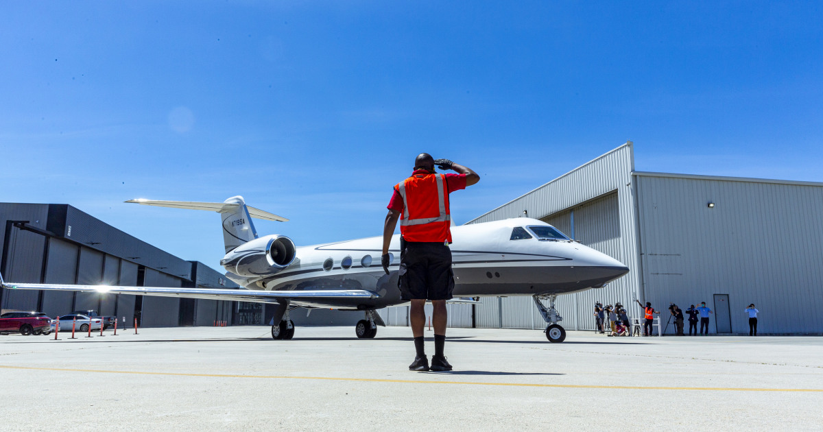 How private jet owners got a subsidy from coronavirus relief funds