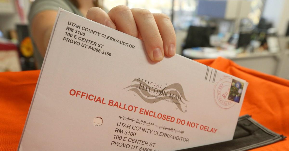 On counterfeit ballots, US intel officials contradict Trump, Barr thumbnail