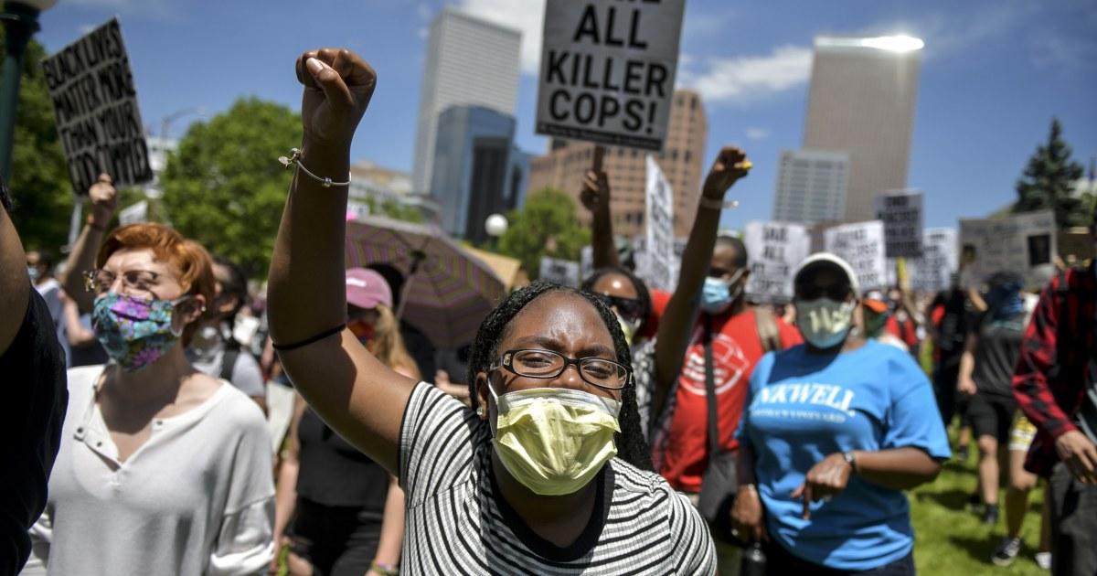 Black men in Minneapolis outraged over Floyd killing, distrustful of judicial system