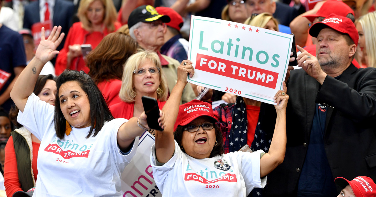 There have always been Hispanic Republicans, from Nixon's era to Trump's. Here's why.