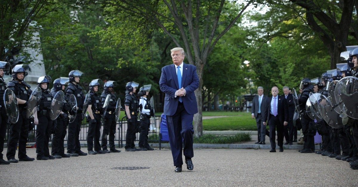 Fallout from Trump's Lafayette Square scandal continues to unfold