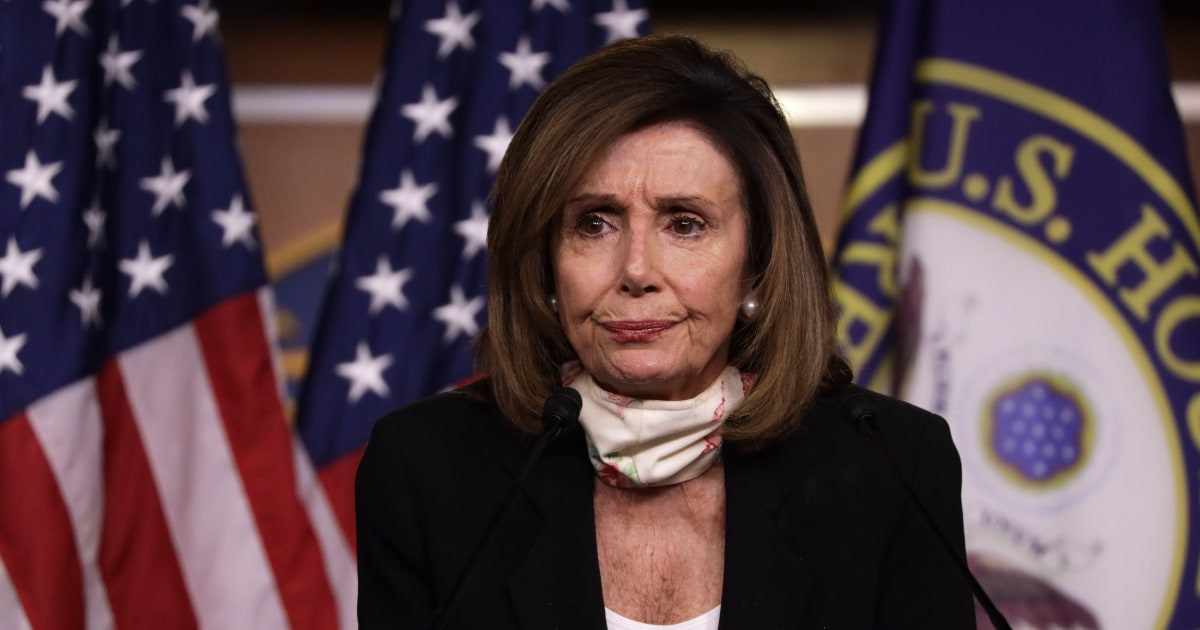 'What is this, a banana republic?': Pelosi unloads on Trump over gassing of protesters outside White House