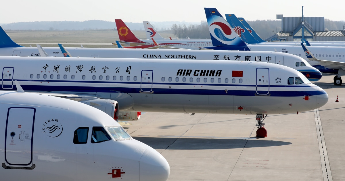 New U.S. ban on Chinese airlines hurts Chinese students who were already struggling to get home
