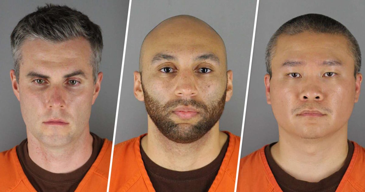 3 More Minneapolis Officers Charged In George Floyd Death Derek Chauvin Charges Elevated