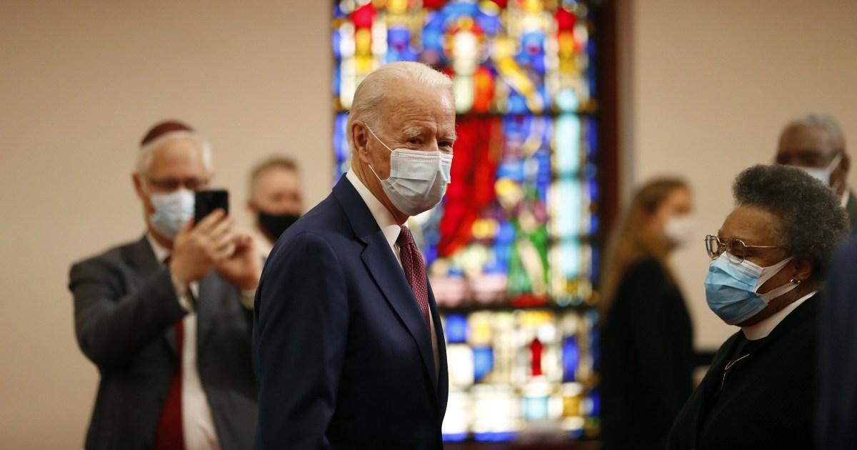 'We know what we have to lose now': Pandemic, protests could tilt Michigan Biden's way