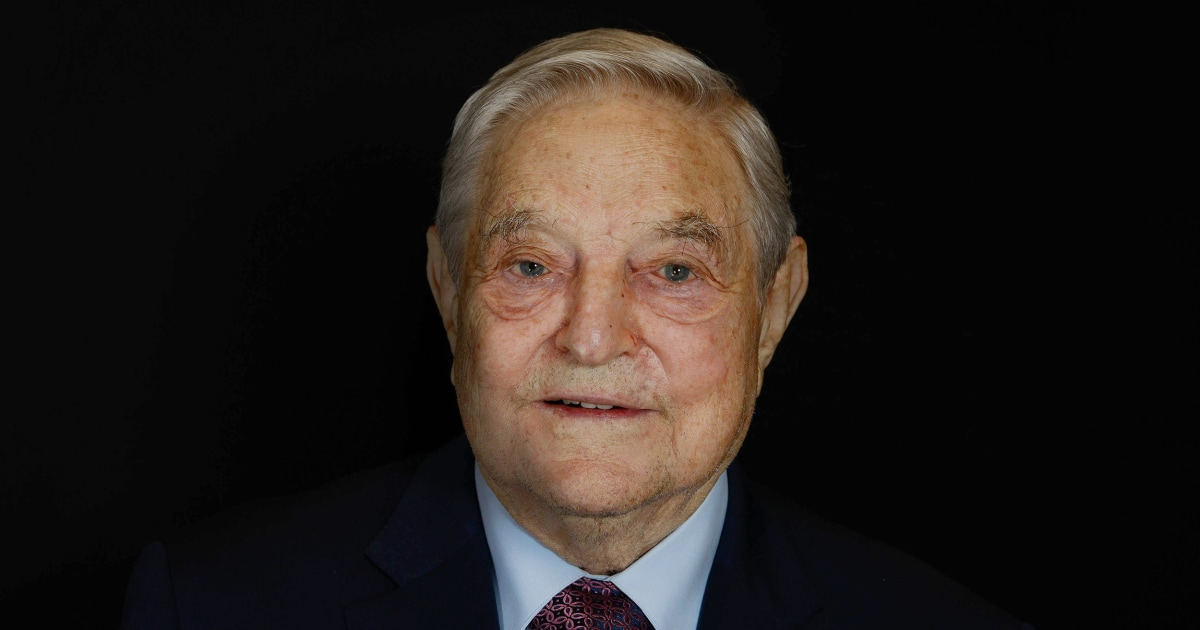 Opinion | George Floyd protests, George Soros, and a dangerous right-wing conspiracy