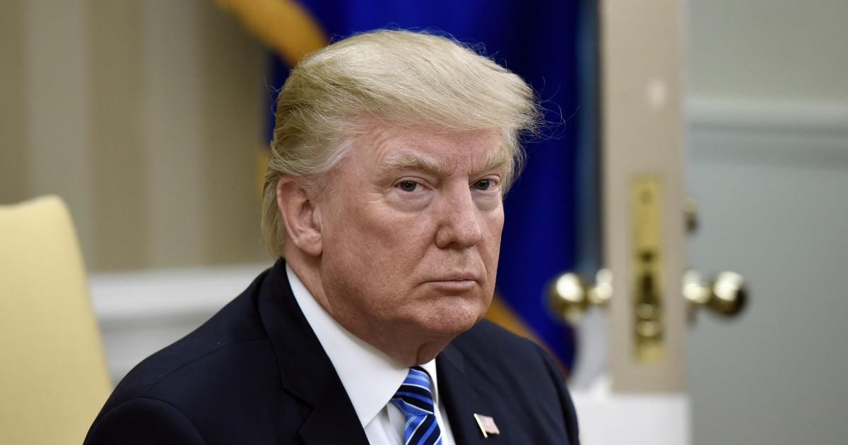 Trump visits Maine: Protests will greet him, a Republican senator won't