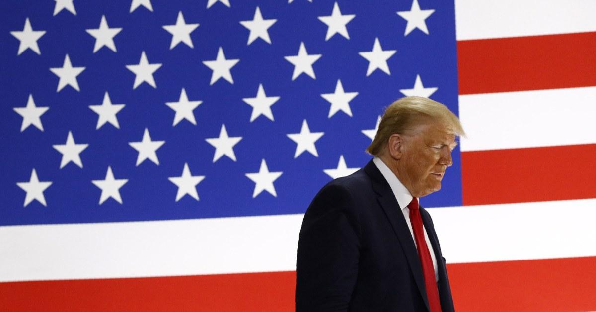 Trump nixes golf club visit over potential for 'bad optics' amid nationwide protests