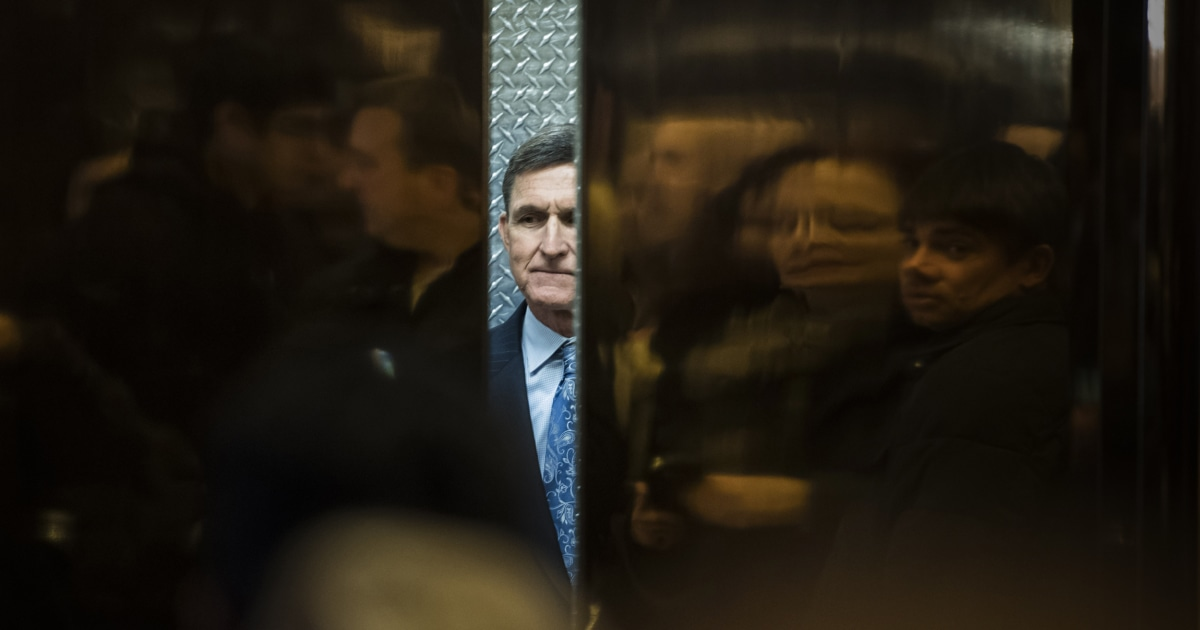 Flynn's name was never 'masked' in FBI report on phone call with Russian