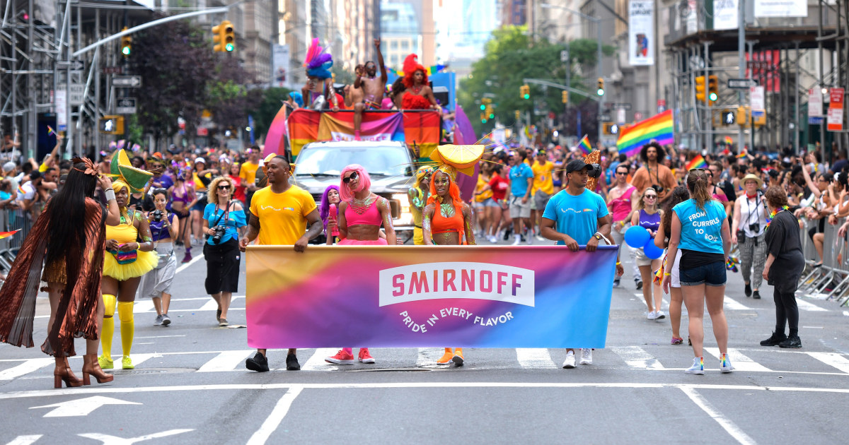 How LGBTQ Pride Month went from movement to marketing