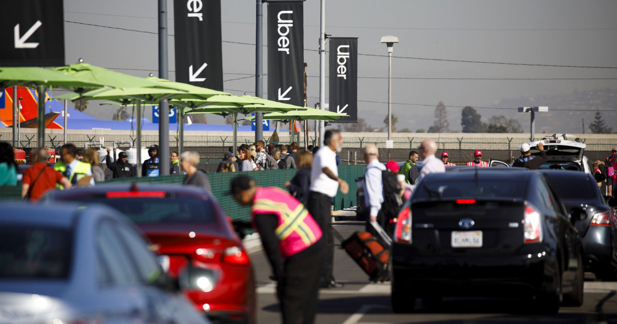 Uber and Lyft drivers are employees, California regulatory agency finds