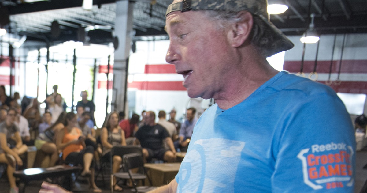 CrossFit CEO steps down after inflammatory George Floyd comments