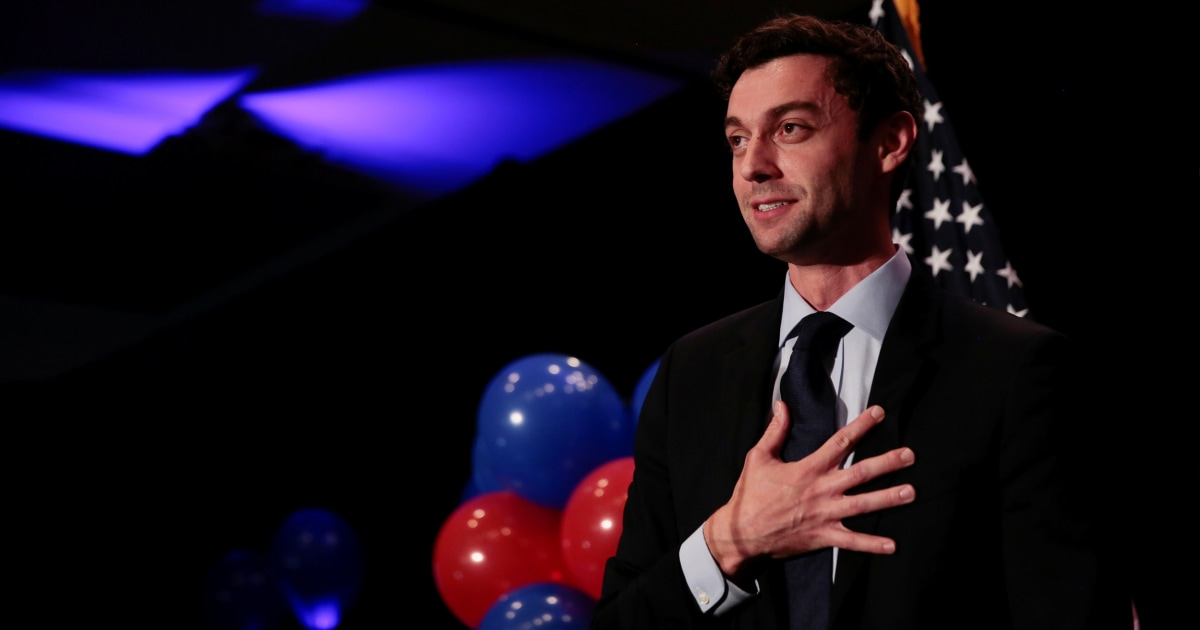 Jon Ossoff wins Georgia Senate primary marred by voting problems ...