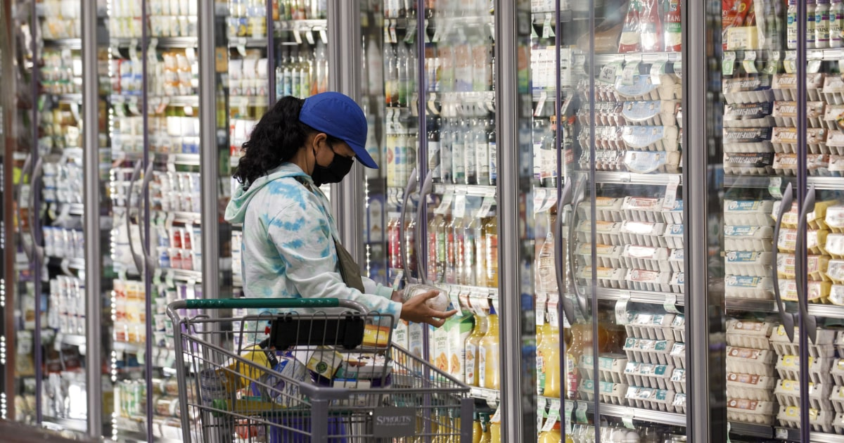 Yes, your grocery bill is getting higher. Here's how much more you'll be spending this year.