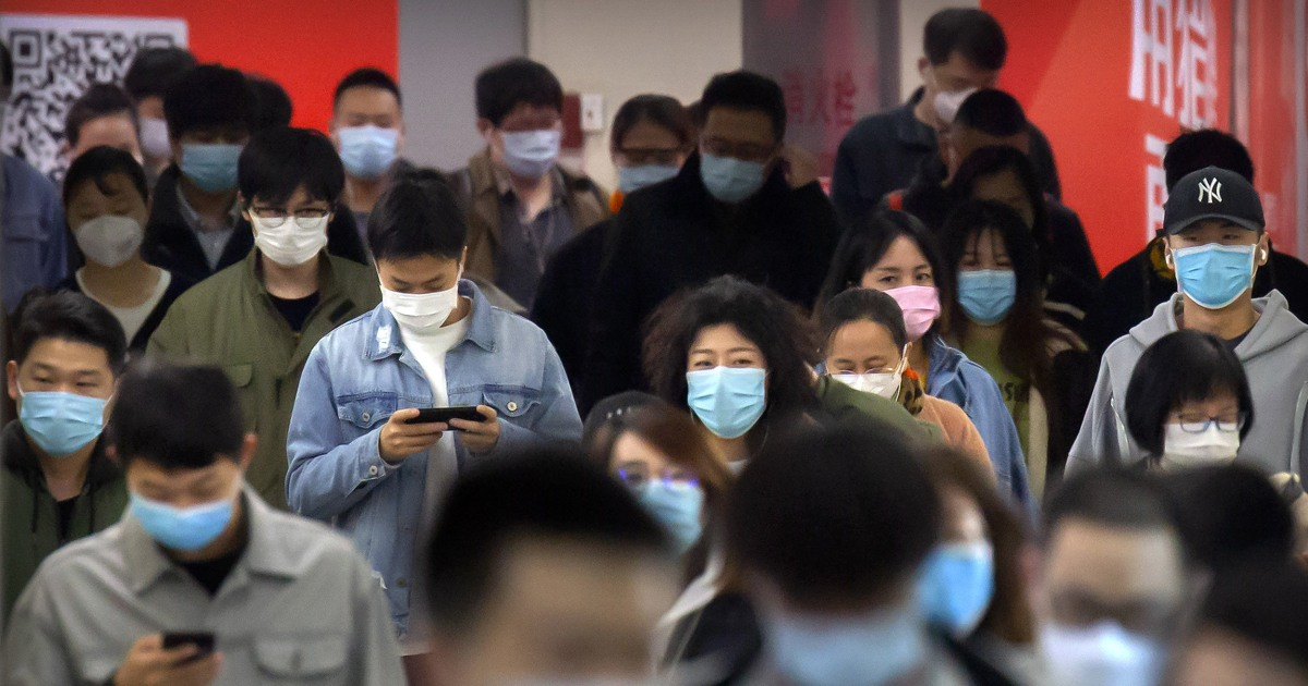 An enduring coronavirus thriller: Why do just some get sick? - NBCNews.com thumbnail