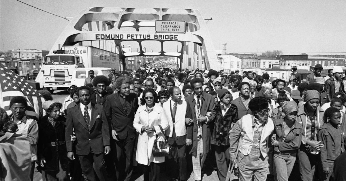 Clyburn renews calls to rename Selma bridge after John Lewis – NBC News