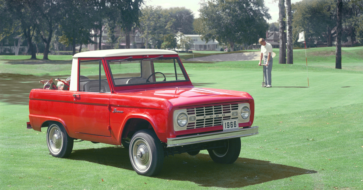 ford bronco - photo #7
