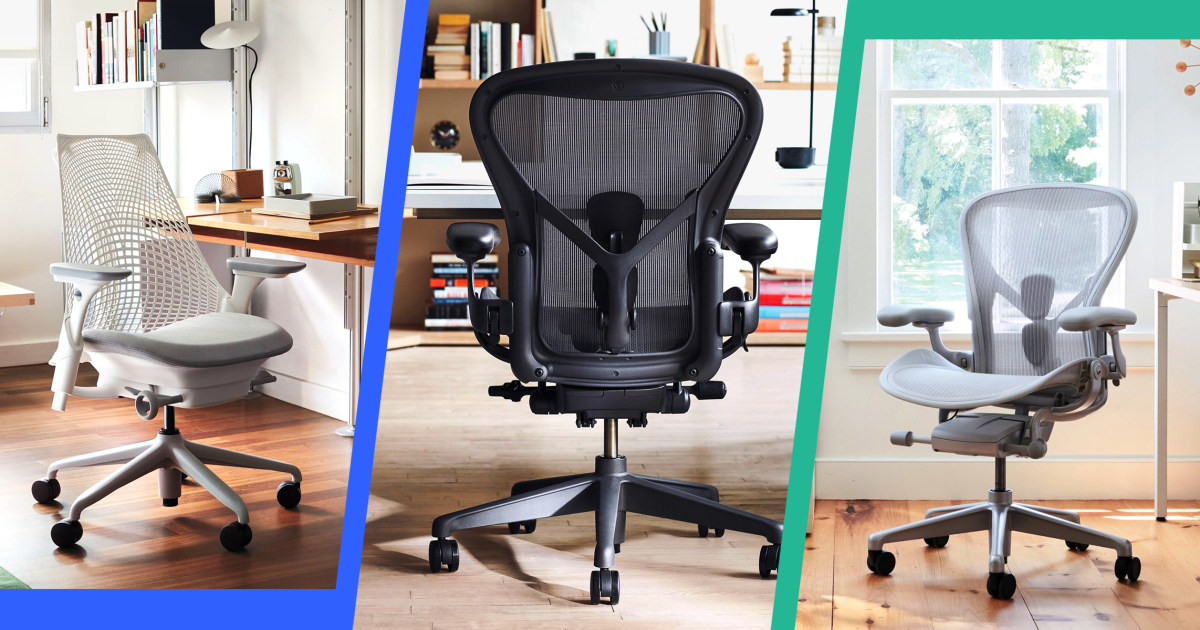7 Best Ergonomic Office Chairs Of 2021 For Working From Home