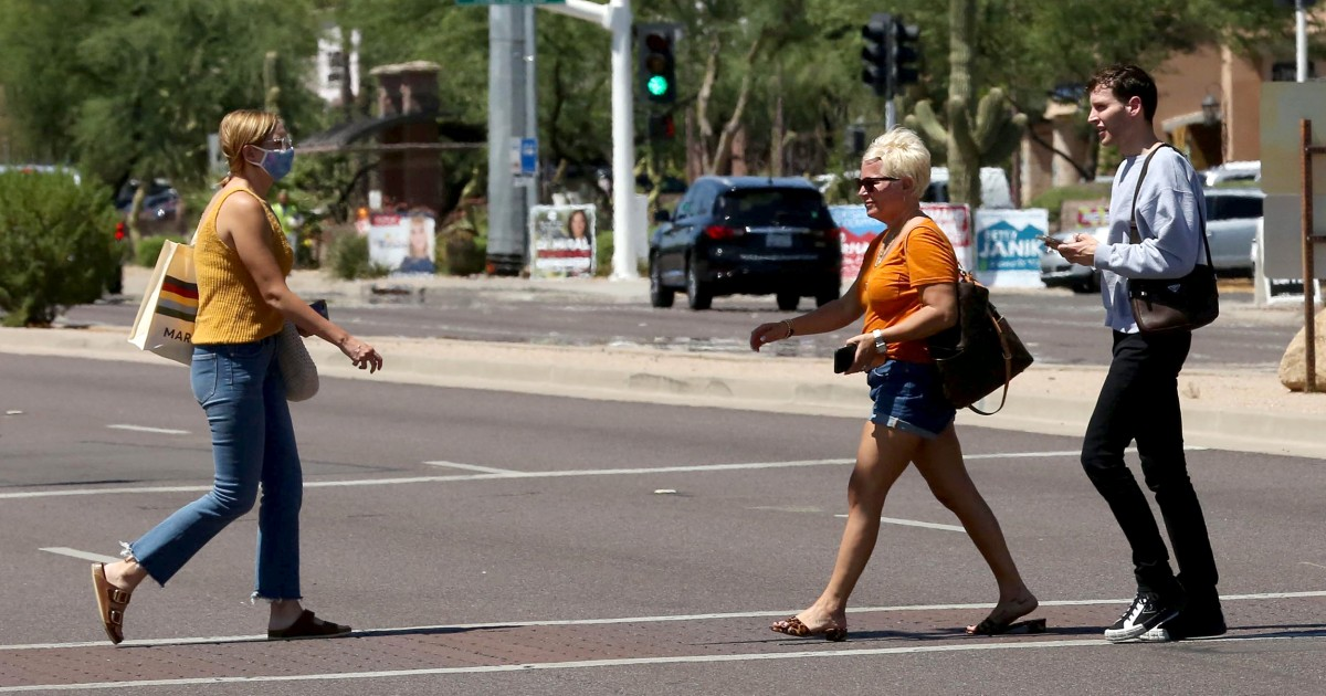 Life in Arizona has almost returned to normal. A coronavirus surge could send it back.