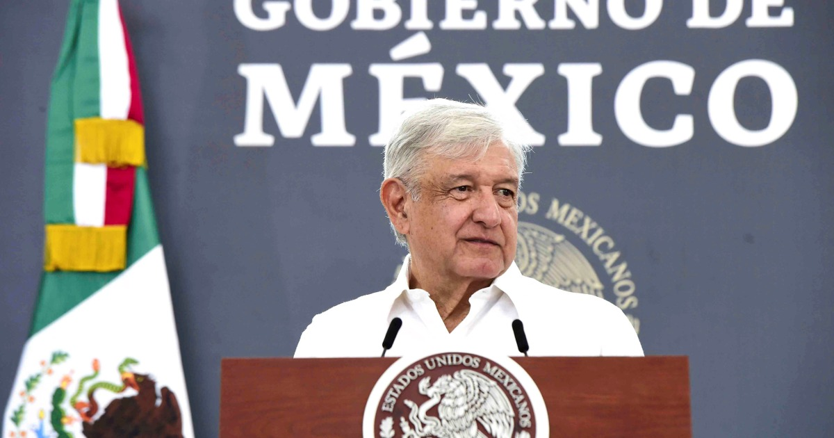 Latino lawmakers, group blast Trump White House meeting with Mexico's López Obrador - NBC News
