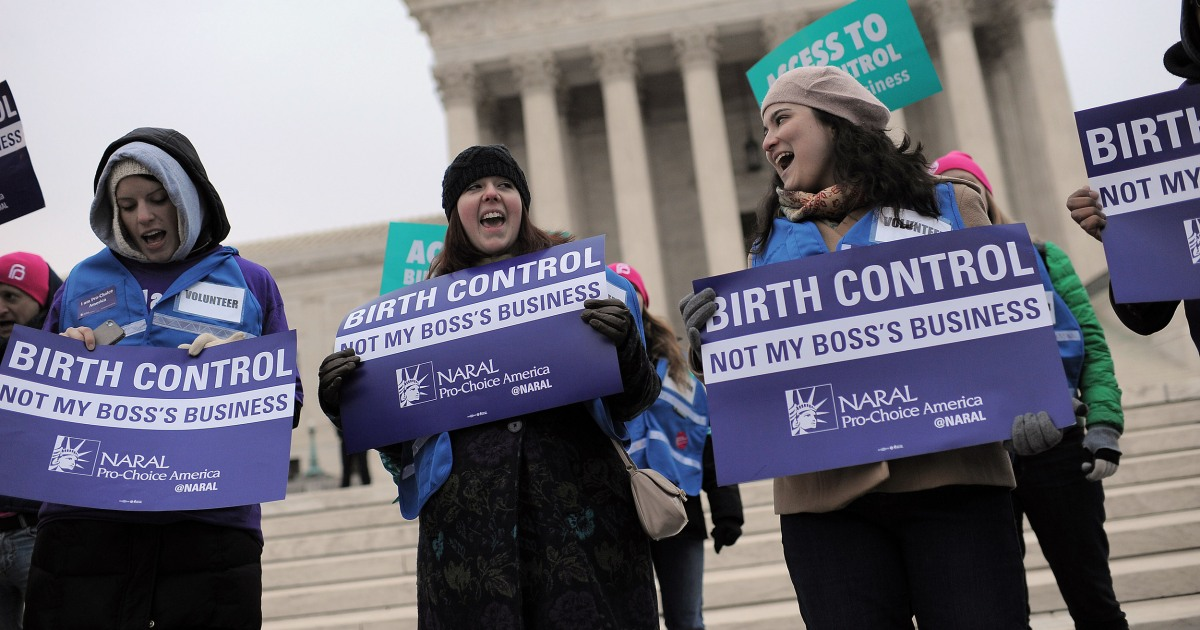 In win for Trump, Supreme Court allows plan for religious limits to Obamacare contraceptive coverage thumbnail