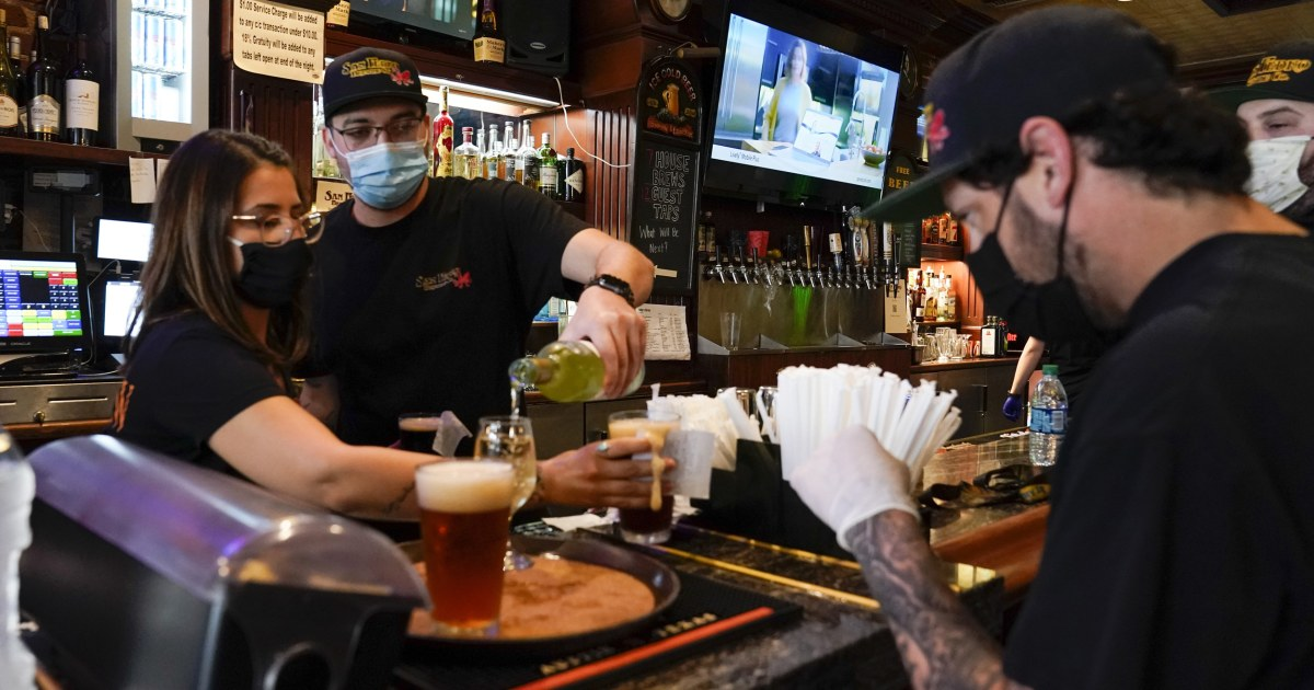 California orders bars closed in seven counties as coronavirus surges