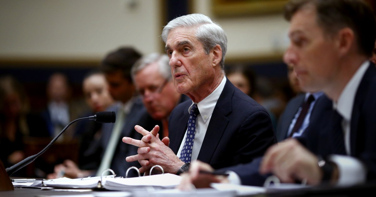 In op-ed, Robert Mueller says Roger Stone is a convicted felon and 'rightfully so'