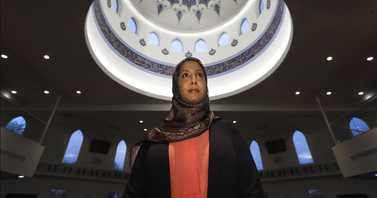 After Floyd, raw talk, racial reckoning among U.S. Muslims thumbnail