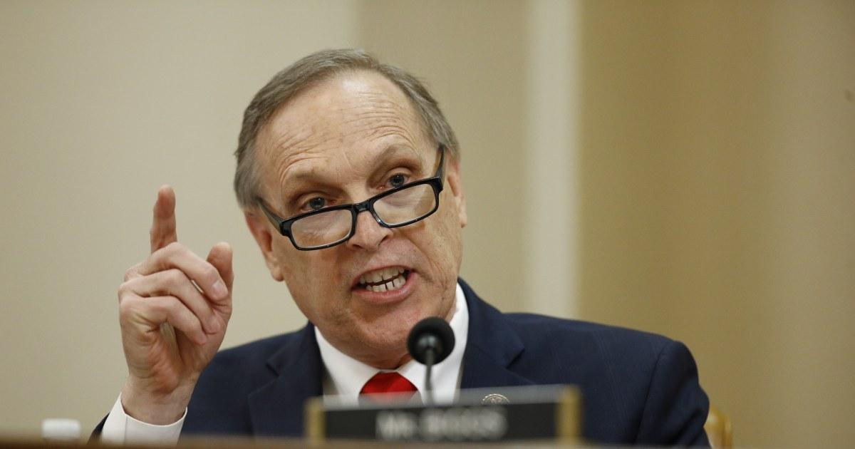 An Arizona rep wants the WH Coronavirus Taskforce 'disbanded'?