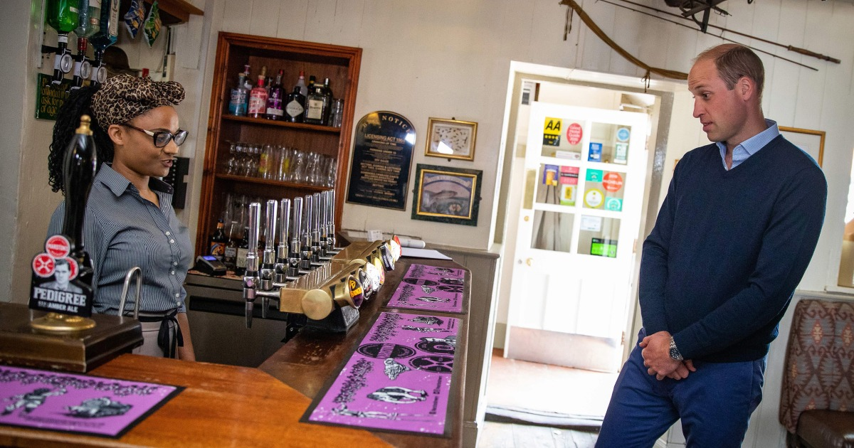 A very English 'independence day': Pubs reopen despite lingering coronavirus