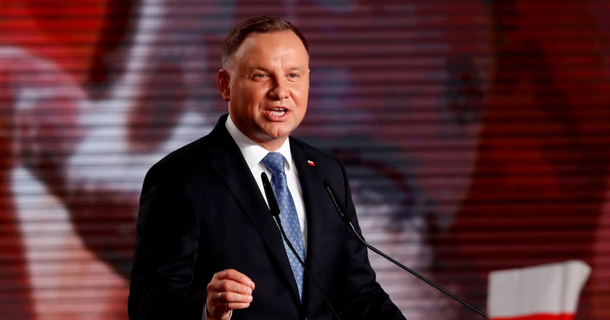 Polish president proposes constitutional ban on gay adoption