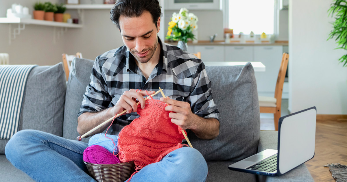 Want to learn how to knit? Shop the best needles, yarn, kits and more