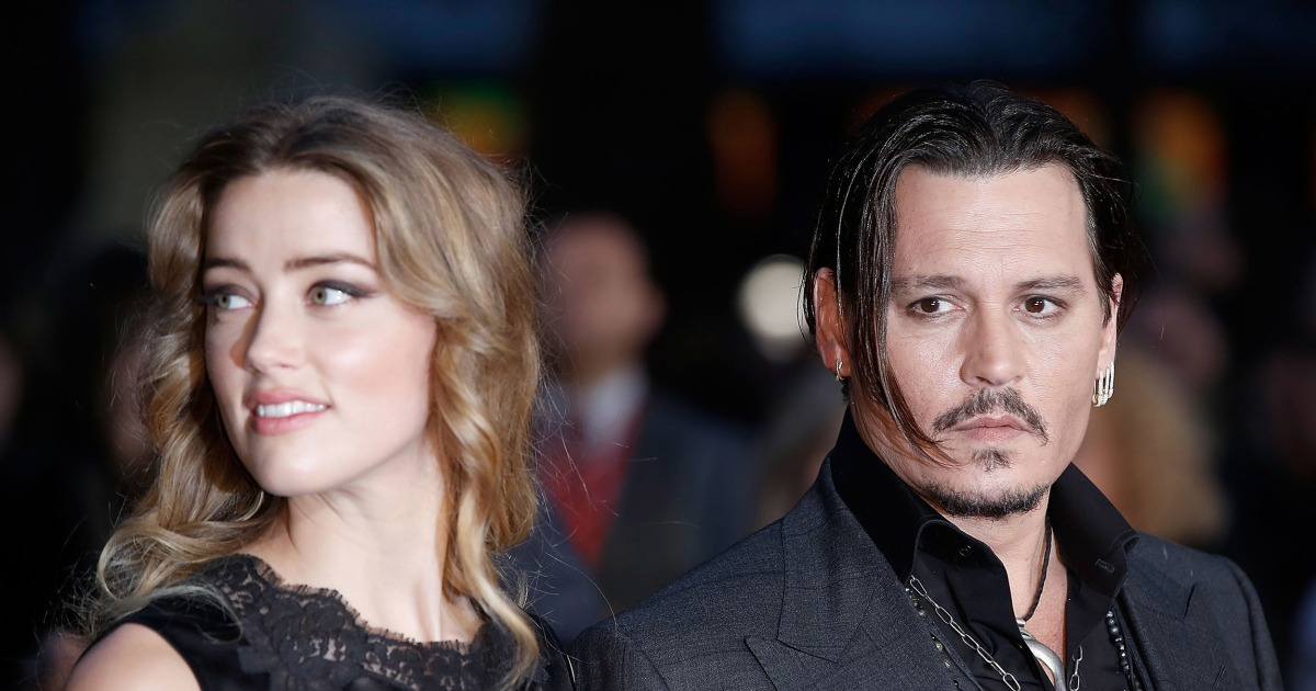 Actor Johnny Depp takes on U.Ok. tabloid in courtroom battle over 'spouse beater' claims - NBC News thumbnail