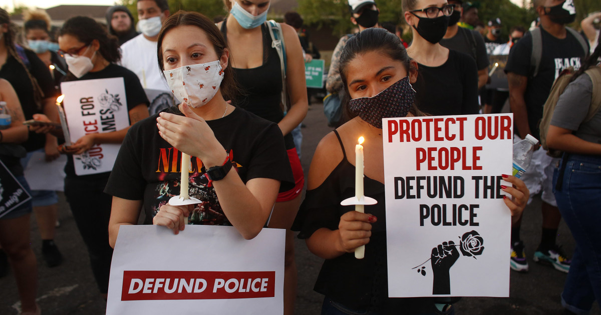 Phoenix Protesters Demand Answers After Police Fatally Shoot Man Parked In Driveway
